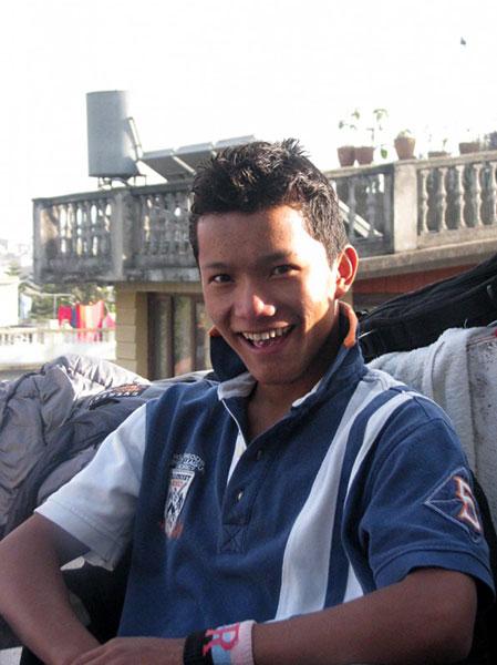 Ashup Tamang
